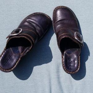🔷️ 3/ $30 Born Buckle Wedge Clog 7